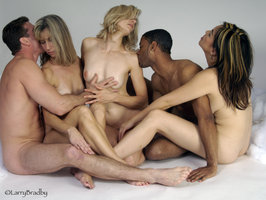 Asia gangbang creampie hosted